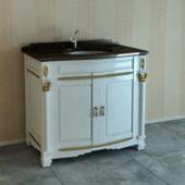 Antique Bathroom Furniture Wash Basin Cabinet