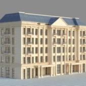 Apartment Complex Building