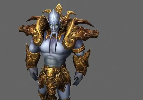 Archimonde Game Character