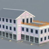 Game Architecture Building