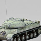 Is8 Military Tank