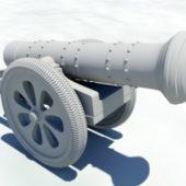 Weapon Artillery Cannon