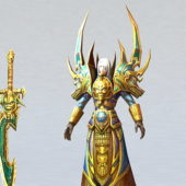 Assassin Knight Character