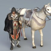 Assassins Creed Game Character