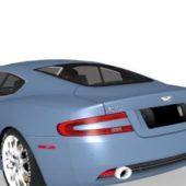Aston Martin Db9 Sports Car Vehicle