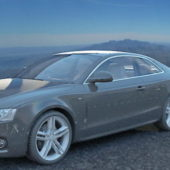 Audi S5 Coupe Car