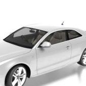 Audi S5 Ice Car