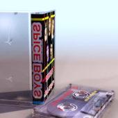 Vintage Audio Cassette Tap