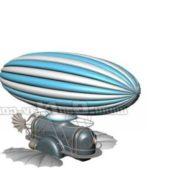 Blimp Zeppelin