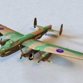 Army Avro Lancaster Heavy Bomber