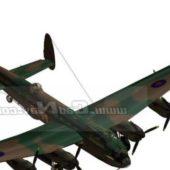 Avro Lancaster Pa474 Bomber Aircraft