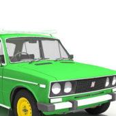 Avtovaz Vintage Car