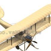 Vintage Be2 Royal Aircraft