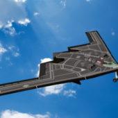 Us B2 Bomber Aircraft