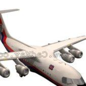 Bae 146 Jumbo Jet Aircraft