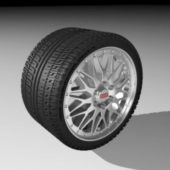 Bbs Car Wheel