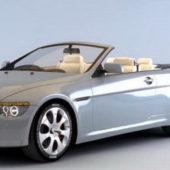 Bmw 6 Convertible Car Vehicle