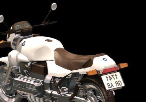 Motorcycle Bmw K100