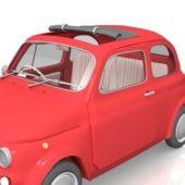 Red Bmw Mini Cooper Car