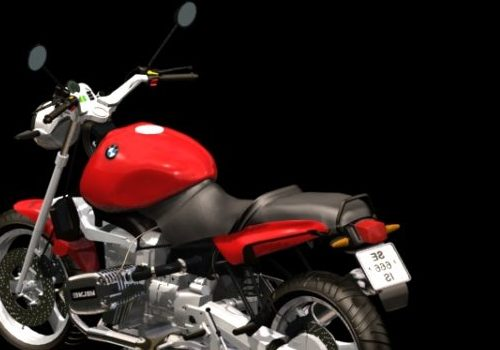 Motorcycle Bmw R1100rs