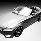 Bmw Roadster Convertible Car