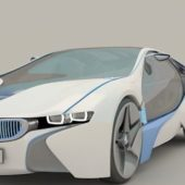 Car Bmw Vision Concept V1