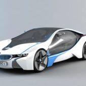 Car Bmw Vision Concept