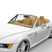 Bmw Z3 Roadster Convertible Car