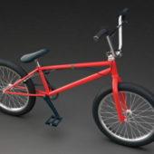 Bmx Racing Bicycle