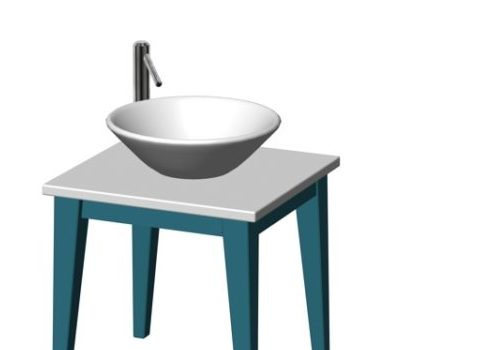 Bathroom Furniture Basin Stand