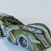 Batmobile Camouflage Batman Car