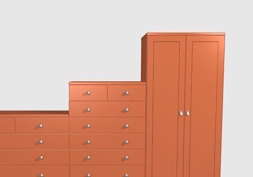 Bedroom Furniture Chest With Drawers