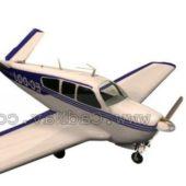Beechcraft Bonanza G36 Plane