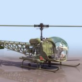 Helicopter Bell H13