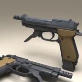 Beretta 93r Pistol Gun