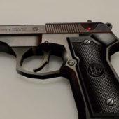 Shotgun Beretta Pistol Gun