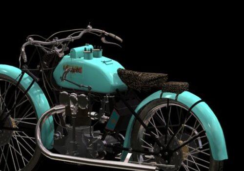 Motorcycle Bianchi