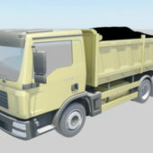 Big Dump Heavy Truck
