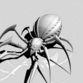 Big Scary Spider Animal