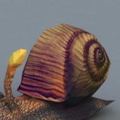 Animal Big Snail