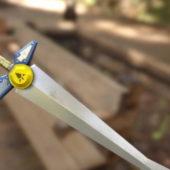 Biggoron Sword Vintage Weapon