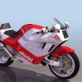 Bimota Sb8k Motorbike