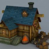 House Gaming Blacksmith Workshop