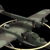 Blohm Voss Bv-138 Flying Boat