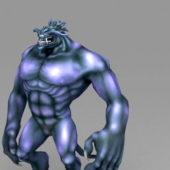 Werelion Character