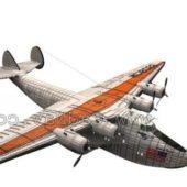 Boeing 314 Clipper Plane