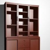 Bookshelf Furniture With Doors