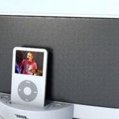 Bose Sounddock Music System Device