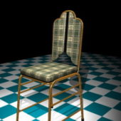 Brass Furniture Dining Chair