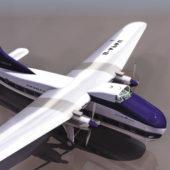 Bristol Mk 32 Passenger Aircraft